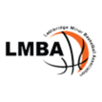 Lethbridge Minor Basketball Association (LMBA) logo