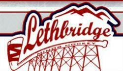 Lethbridge Minor Hockey Association logo