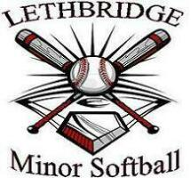 Lethbridge Minor Softball Association logo