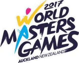 World masters games logo auckland new zealand