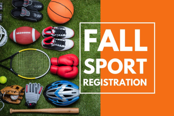 Fall sport registration